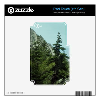 Mount Whitney Trail View iPad Touch 4g Decal #5 iPod Touch 4G Skins