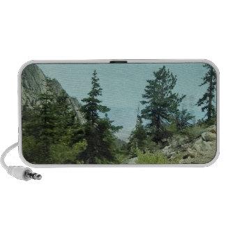 Mount Whitney Trail View Mp3 Speaker #5