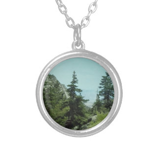Mount Whitney Trail View Necklace #5