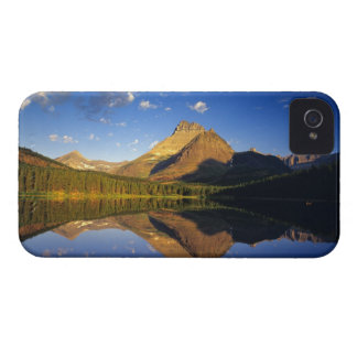 Mount Wilbur reflects into calm Fishercap Lake Case-Mate iPhone 4 Case