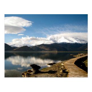 mountain-336 postcard