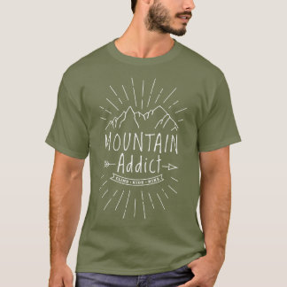 Mountain Addict T-Shirt