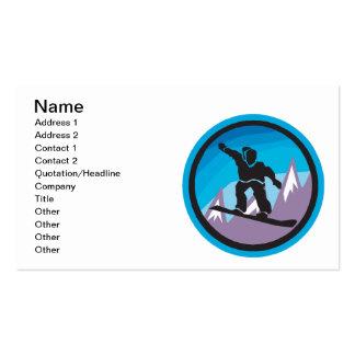 Mountain Air Business Card Templates