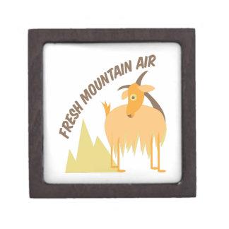 Mountain Air Gift Box