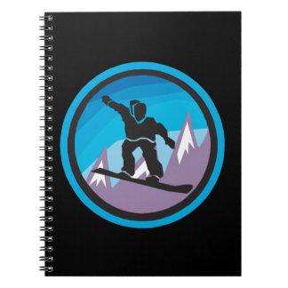 Mountain Air Spiral Note Books