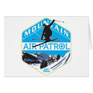 Mountain Air Patrol Card