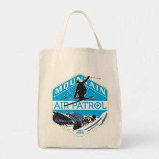 Mountain Air Patrol Tote Bag