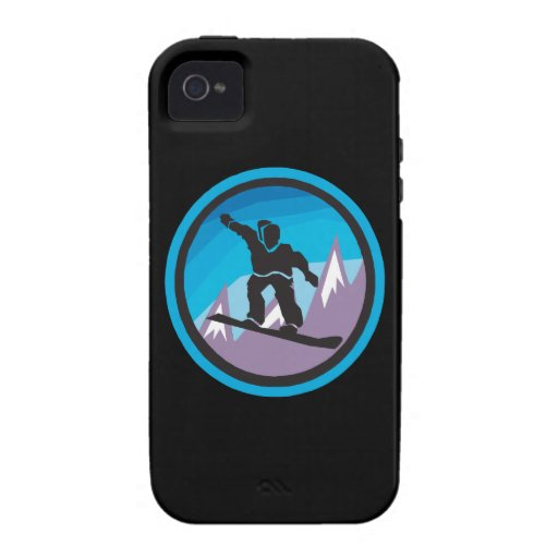 Mountain Air Vibe iPhone 4 Covers