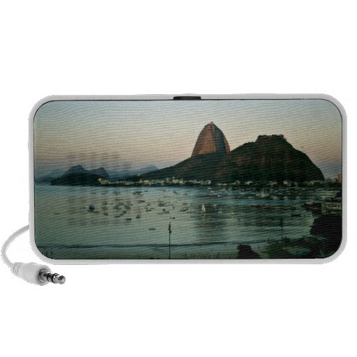 Mountain and Ocean Travel Speakers