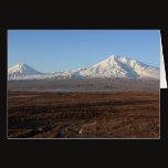 Mountain Ararat Greeting Card