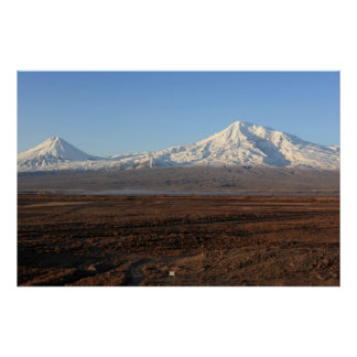 Mountain Ararat Poster