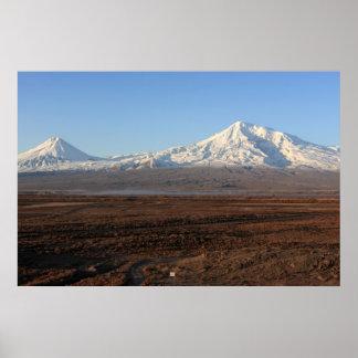 Mountain Ararat Print