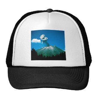Mountain Arenal Erupting Costa Rica Trucker Hat