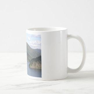 Mountain Bay Classic White Coffee Mug
