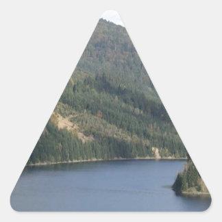 Mountain Bay Triangle Sticker