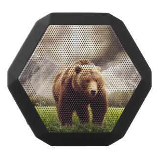 Mountain Bear Black Bluetooth Speaker