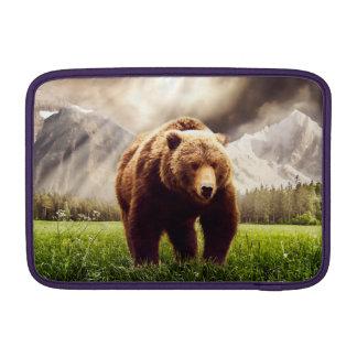 Mountain Bear MacBook Air Sleeve