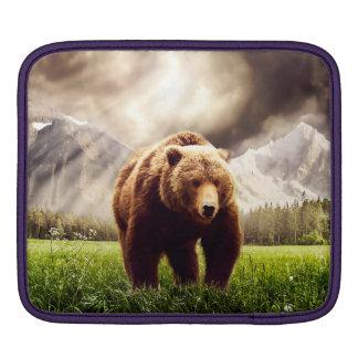Mountain Bear Sleeve For iPads