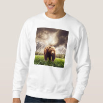 Mountain Bear Sweatshirt