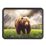 Mountain Bear Tow Hitch Cover