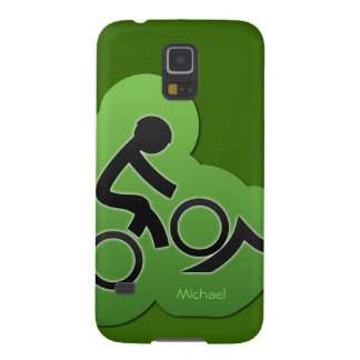 Mountain Bicycle Biker Samsung Galaxy S5 Case