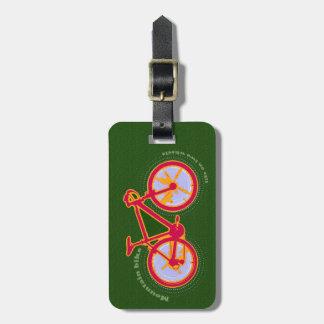 mountain bike bag tags