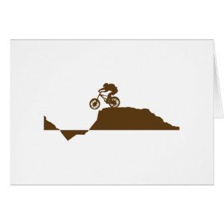 Mountain Bike Card