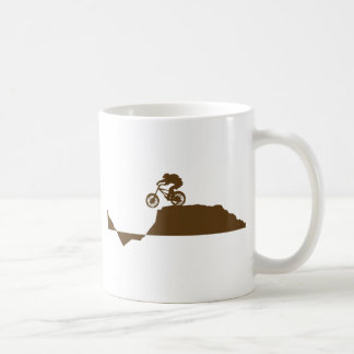 Mountain Bike Coffee Mug