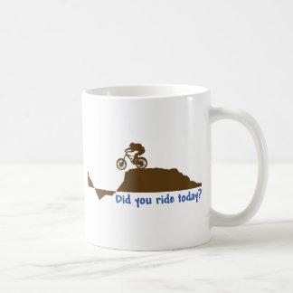 Mountain Bike - Day Ride Coffee Mug