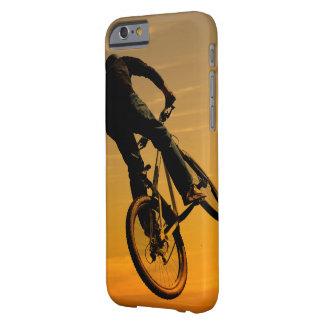 Mountain bike dirt jump photography phone case