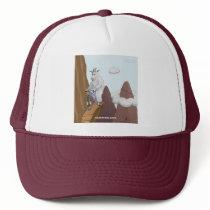 Mountain Bike Goats Hat
