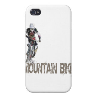 Mountain Bike iPhone 4/4S Cases
