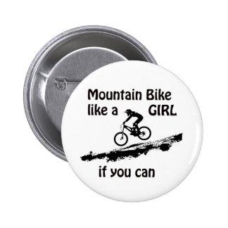 Mountain bike like a girl button