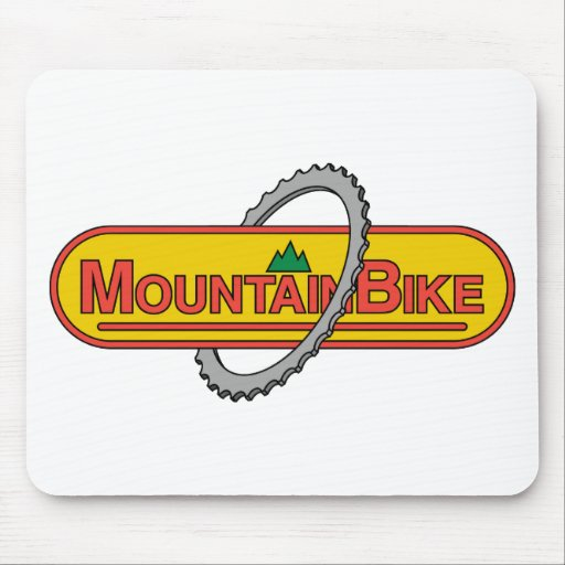 Mountain Bike Mouse Pads