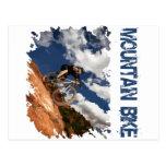 Mountain Bike Post Cards