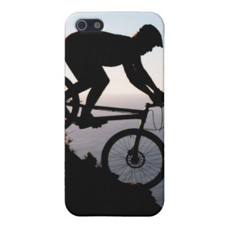 Mountain Bike Rider. Lions Head, Cape Town iPhone SE/5/5s Cover