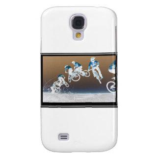 Mountain Bike Sequence Samsung Galaxy S4 Case