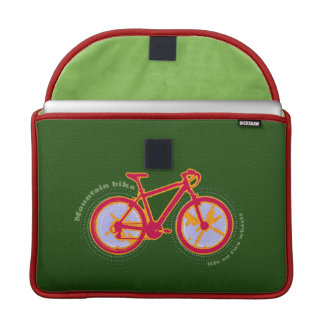 mountain bike sleeve for MacBook pro