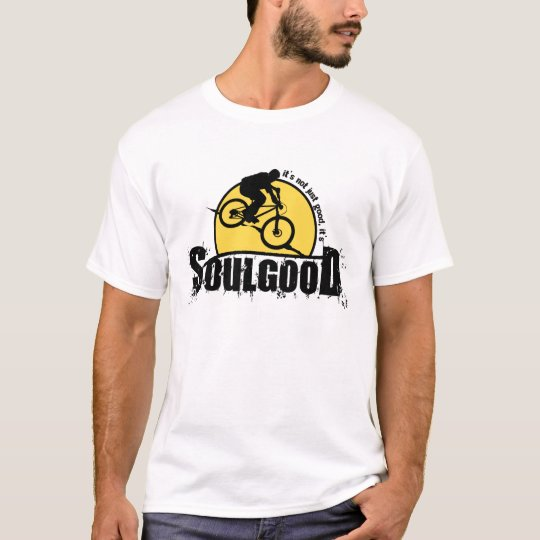 Mountain Bike T Shirt - Soul Good (2)