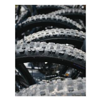 Mountain bike tires flyer