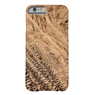 Mountain Bike Tracks Background iPhone 6 Case