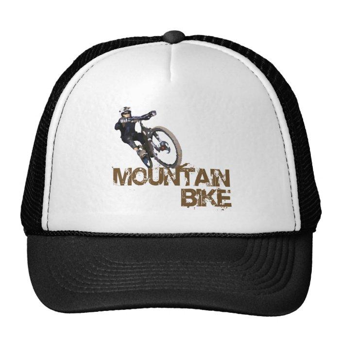 Mountain Bike Trucker Hat