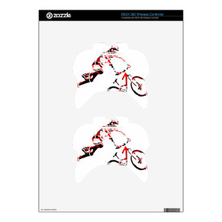 Mountain Bike Xbox 360 Controller Skin