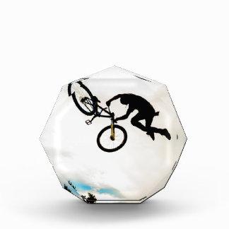 Mountain Biker Air Time Silhouette Award