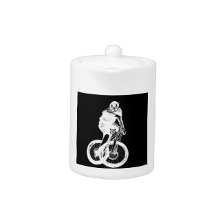 Mountain Biker MTB BMX CYCLIST Teapot