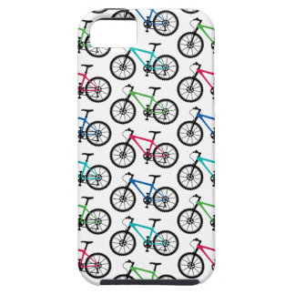 Mountain Bikes - multi iPhone 5 iPhone 5 Case