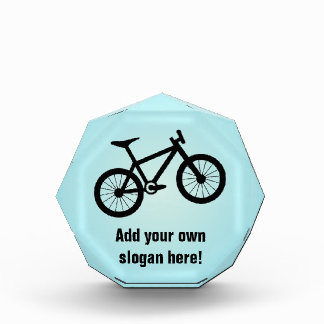 Mountain Biking - All-Terrain Bike Motif - Custom Award