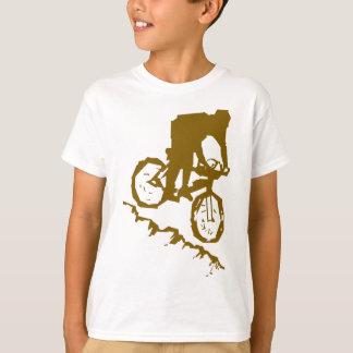 Mountain Biking Bicycle T-Shirt