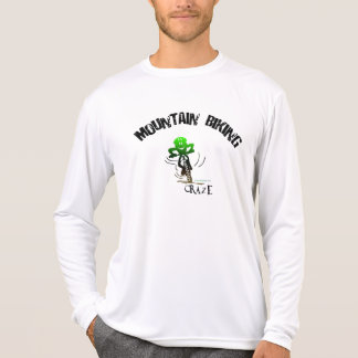 MOUNTAIN BIKING CRAZE T-Shirt