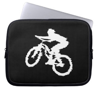 Mountain Biking Fast Computer Sleeve